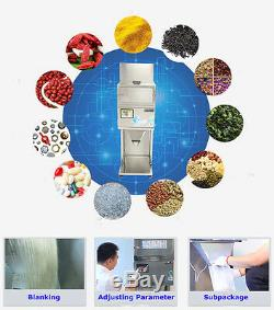 10-1200g Granular and Powder Filler Popcorn Peppermint Filling Machine Autoweigt
