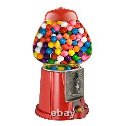15 Vintage Candy Gumball Machine & Bank with Stand by Great Northern Popcorn