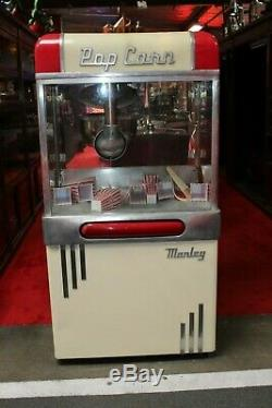 1950s Manley Aristocrat commercial Vintage Popcorn Machine from Lido Theater