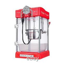300w Commercial Popcorn Maker commercial Automatic Electric Popcorn Machine 220V