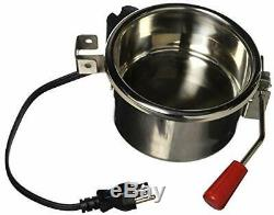 9220 6 Ounce Popcorn Kettle for Great Northern Popcorn Machines Stainless Steel