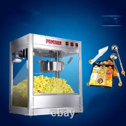 Automatic spherical device popcorn machine commercial popcorn machine