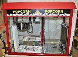 Carnival King Royalty Series 8 oz. Commercial Popcorn Machine