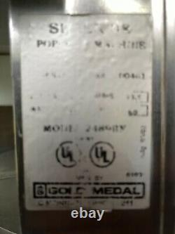 Commercial POPCORN POPPER MACHINE by GOLD MEDAL