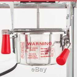 Commercial Popcorn Machine Maker Outdoor 4Oz Paragon Kettle Movie Theater Kettle