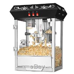 Countertop Movie Night Popcorn Popper Machine-Makes Approx. 3 Gallons Per Batch