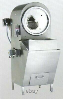 Cretors 685 Hot Air Popper Electric Commercial Popcorn Machine with Extra Motor