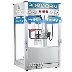 Great Northern 6210 Pop Heaven Commercial Quality Popcorn Popper Machine, 12