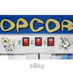 Great Northern Pop Heaven Commercial Quality Popcorn Popper Machine, 12 Ounce