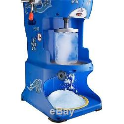 Great Northern Popcorn Hawaiian Shaved Ice Machine Ice Shaver Snow Cone Maker