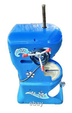 Great Northern Popcorn Hawaiian Shaved Ice Machine and Snow Cone Maker (Used)