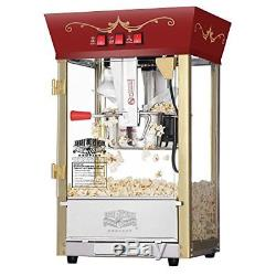 Great Northern Theater Style Antique Popcorn Popper Machine Commercial 8 Ounce