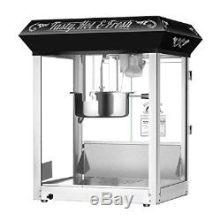 Hot and Fresh Countertop Style Popcorn Popper Machine-Makes Approx. 3 Gallons by
