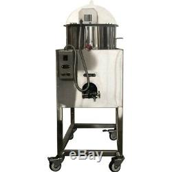 IntBuying Electric Popcorn Machine, Semi-automatic, for Commercial Theater&Cinema