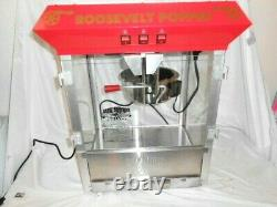 Matinee Style Great Northern Commercial Popcorn Popping Machine 110 V