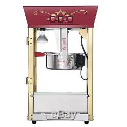 Matinee Style Great Northern Popcorn Popper Machine Maker Corn Commercial 110 V