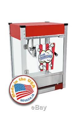 NEW CINEPLEX 4 oz POPCORN MACHINE by Paragon CHOOSE any ONE(1) of 3 COLORS