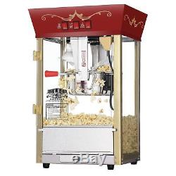 NO TAX Great Northern Theater Style Popcorn Popper Machine Commercial Maker NEW