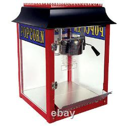 Paragon 1911 Style 6 Ounce Popcorn Machine (RED)