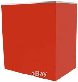 Paragon 3100310 Classic Popcorn Machine Stand 16oz Red