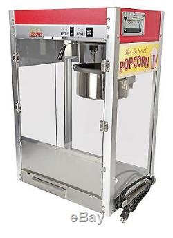 Paragon Rent-A-Pop 8 Ounce Popcorn Machine. Made in USA