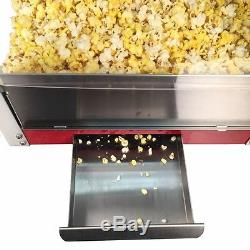 Paragon Theater Pop 6 Ounce Popcorn Machine. Made in USA