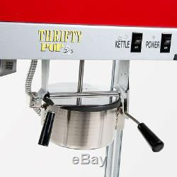 Paragon Thrifty Pop 4 Ounce Popcorn Machine. Made in USA