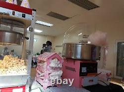 Popcorn & Candy Floss Machine HIre With Operator