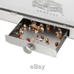 Popcorn Machine Movie Theater Style Free 50 bags cups scope 3-year Warranty