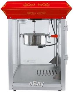 Popcorn Machine Theater Style 8 oz Hot Butter Snack Measure Cup Scoop Seasoning