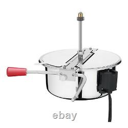 Popcorn Popper Machine with 8OZ Nonstick Kettle Measuring Tool Serving Scoop