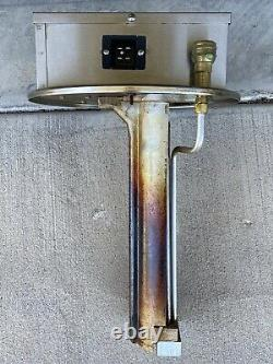 Popcorn machine OIL PUMP USED + NEW TIMER And some Kettle Parts $300 + $150 ship