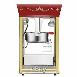 Retro Popcorn Popper Machine Great Northern Theater Style Commercial 8 oz Ounce
