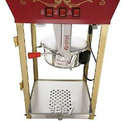 Theater Popcorn Machine Commercial Vintage Maker Electric Popper Carnival Party